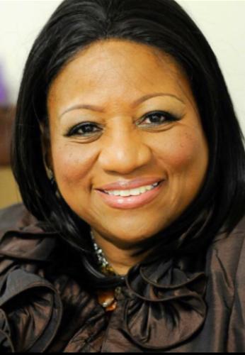 Minister, Joan E. (Robinson) Greene