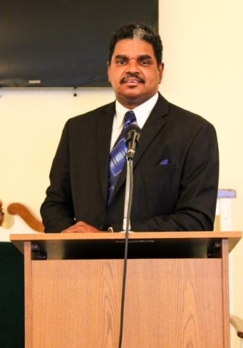 Rev. Durwin Paul