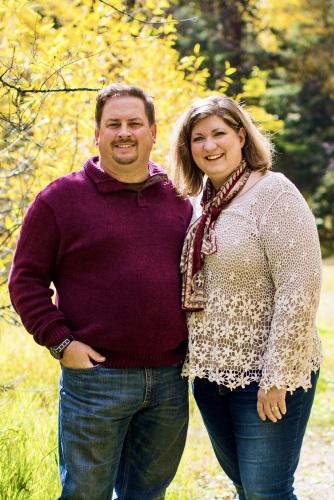 Rusty & Michelle Tapp