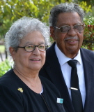 John Wesley and Mildred Thompson