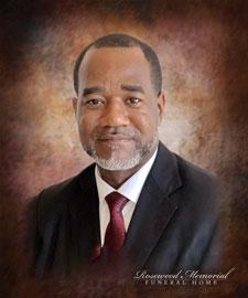 Pastor Marcus Jones