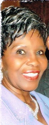 Reverend Yvonne Stradford