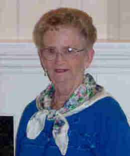 Elizabeth 'Betty' Platt