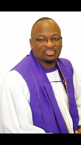 Bishop D. Anthony Robinson