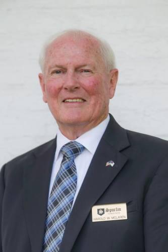 Harold W. McLaren