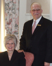 Denise and Jim Scott