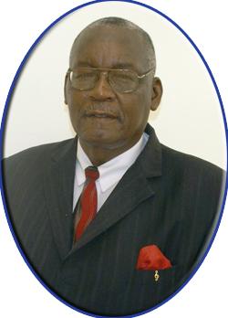 Reverend Harold N. Damon