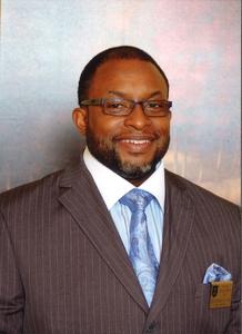 Minister Kelvin Lamb
