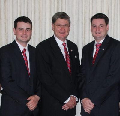 Scott, Donald, and Todd Green
