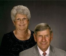 Robert 'Bob' and Linda Trent Rhodes