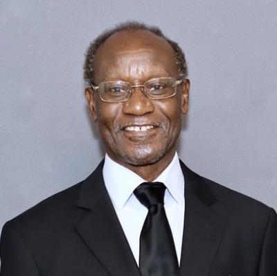 Pastor Lewis Geddie