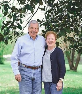 Greg and Jane (Yokley) Trible