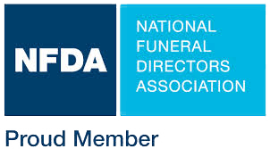 National Funeral Directors Association Proud Member Logo