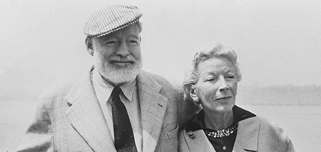 ernest hemingway and lady