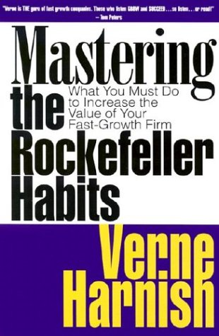 mastering the rockerfeller habits