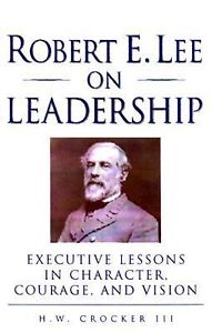 robert e lee on leadership
