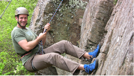 Rock People: Climbing the Adirondacks