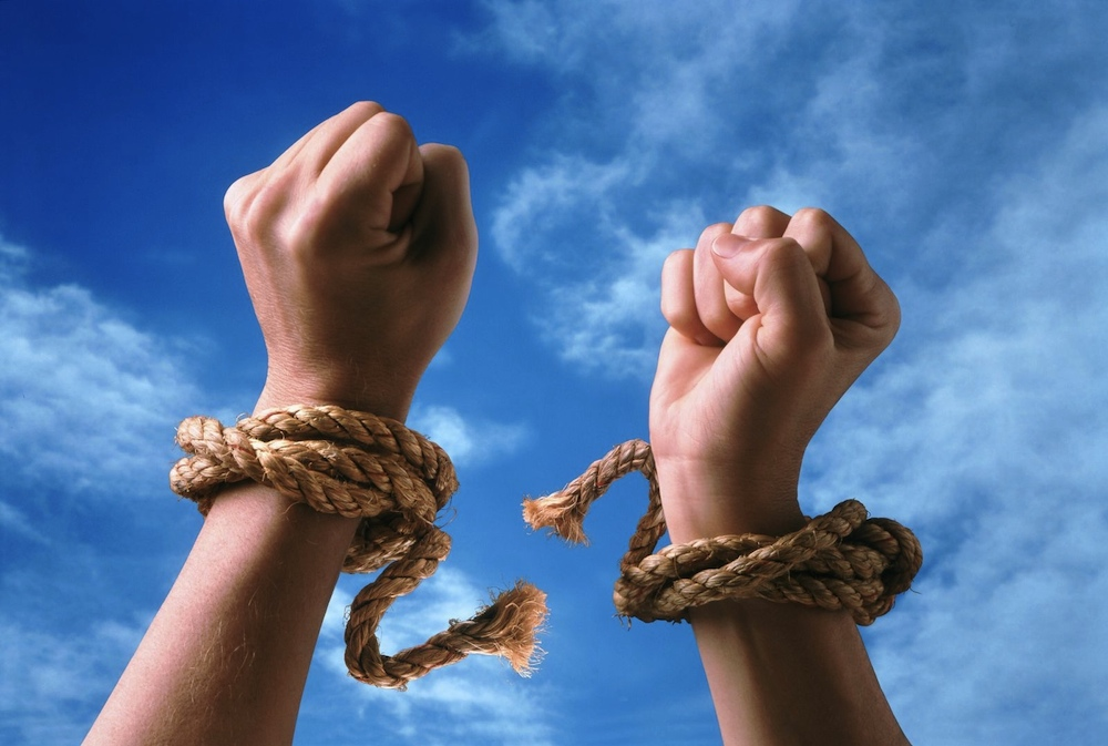 Overcoming the Tyranny of Victimhood