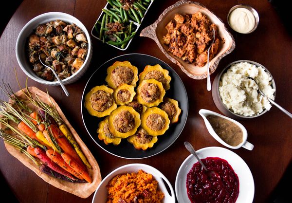 11 Vegan-Tastic Thanksgiving recipes