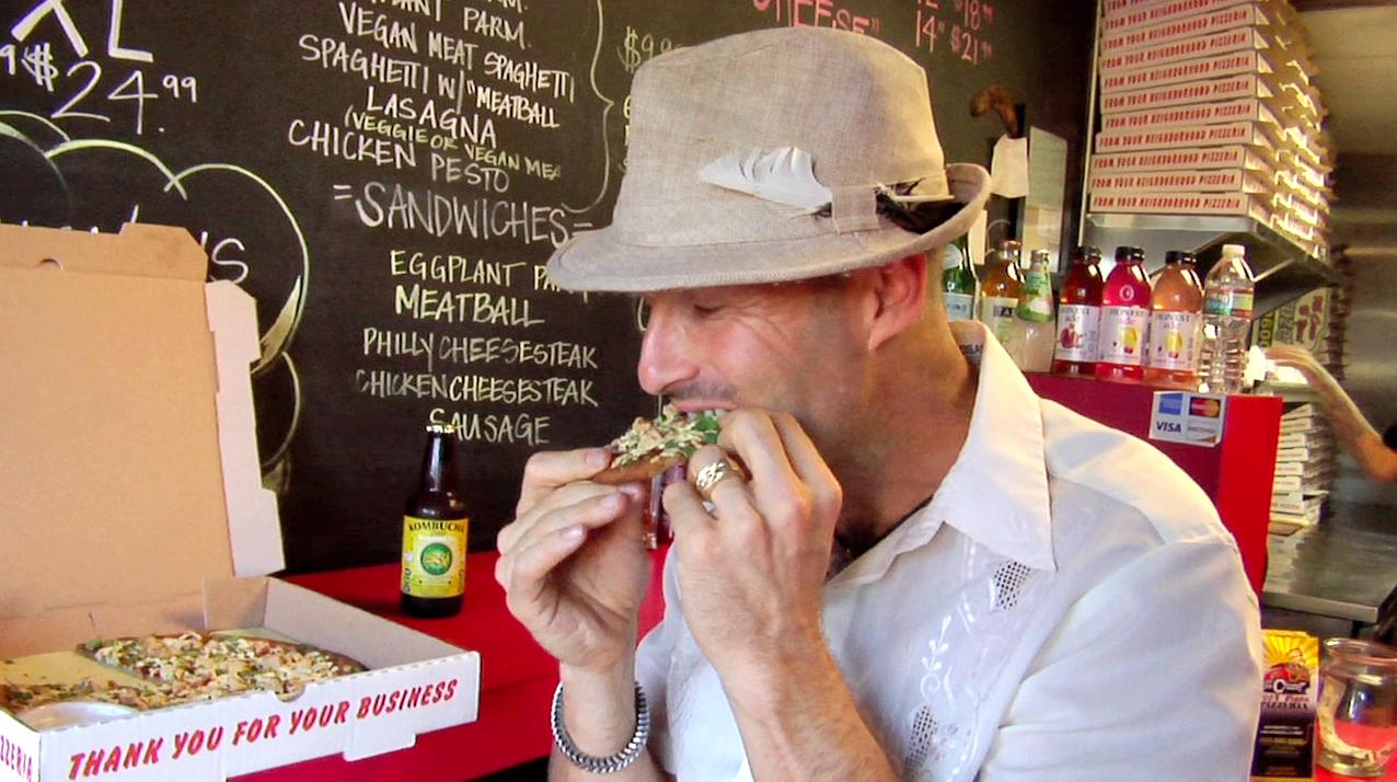 Vegan Man: The Best Pizza in L.A.