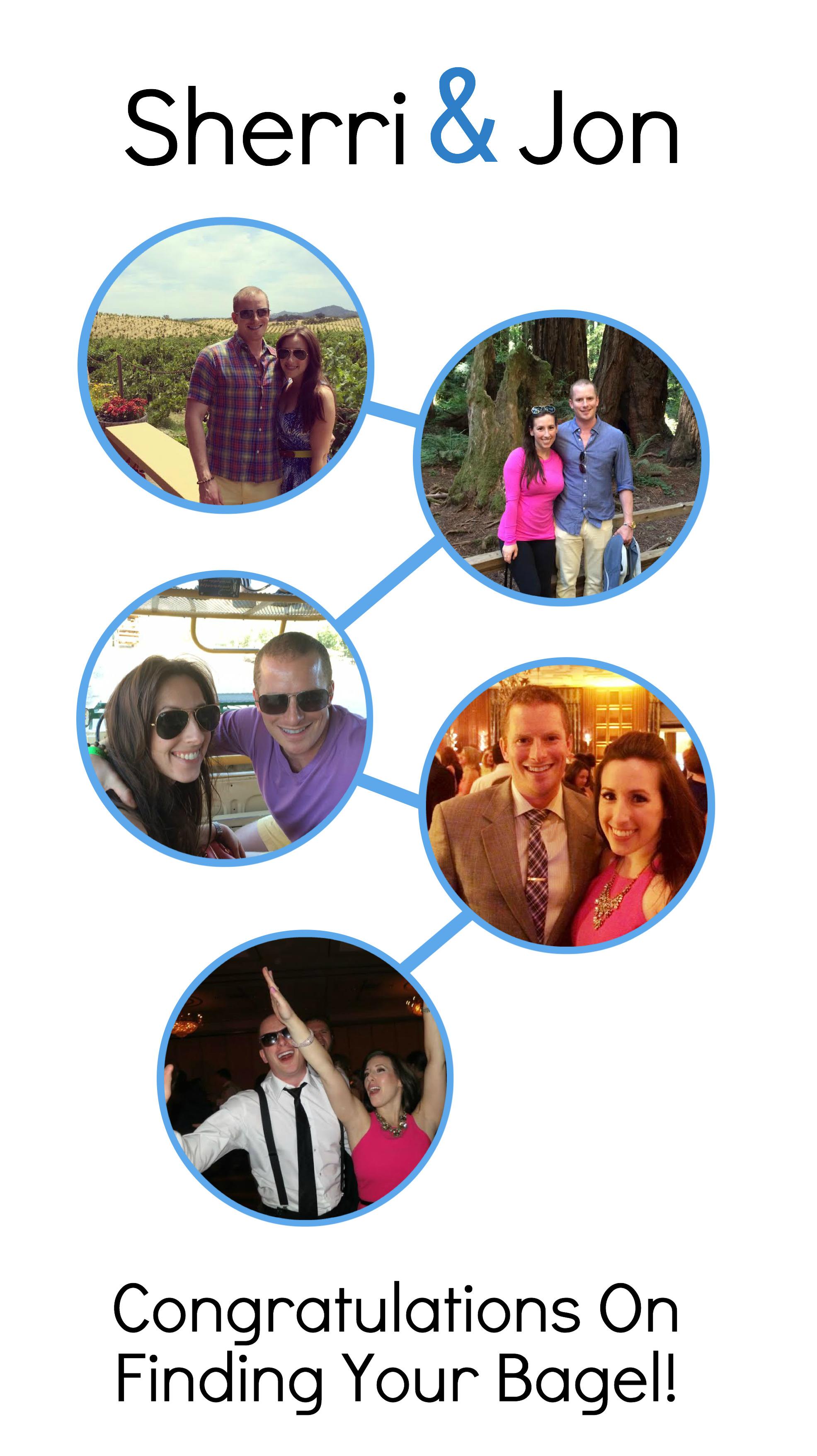 Sherri & Jon's timeline