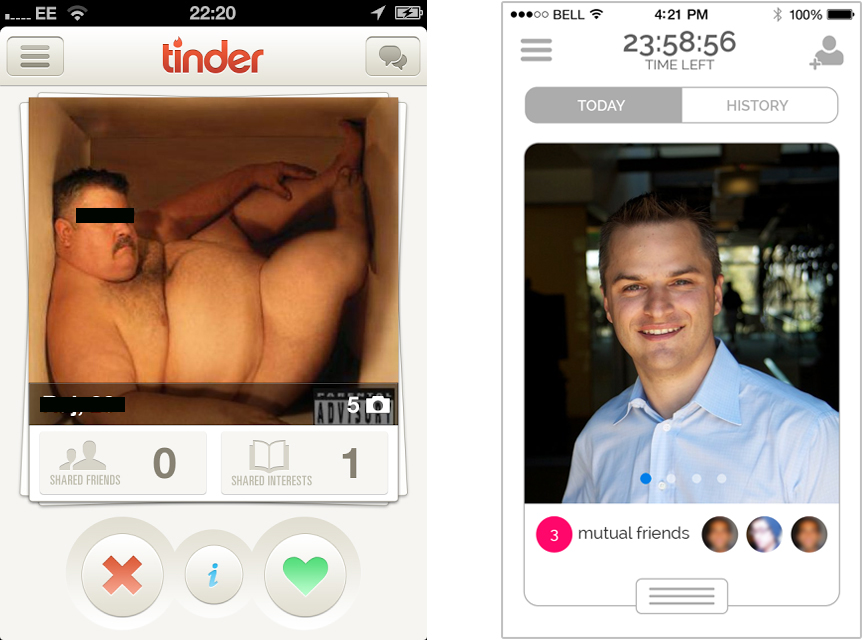 Tinder dating site stories