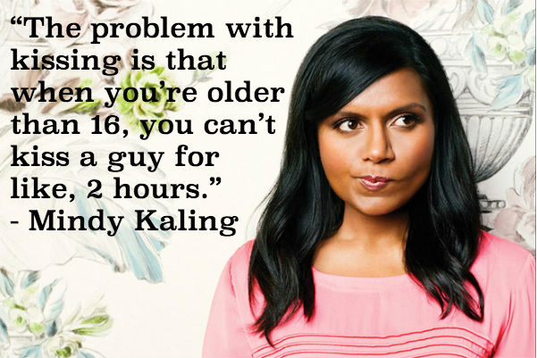Mindy Kaling Quotes