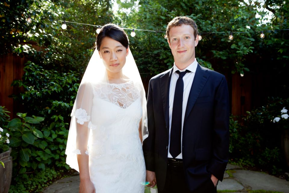mark zuckerberg priscilla donation