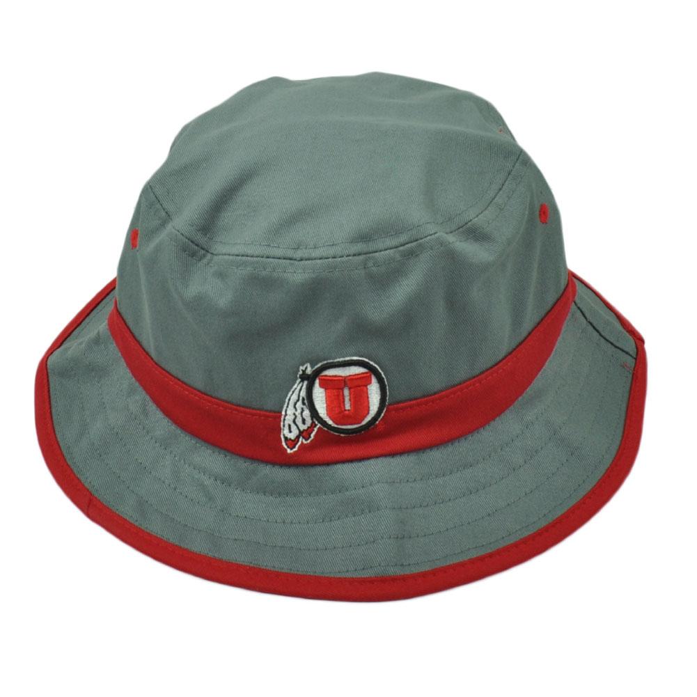 Toddler Utah Utes Adjustable Strap Hat Cap Red NCAA