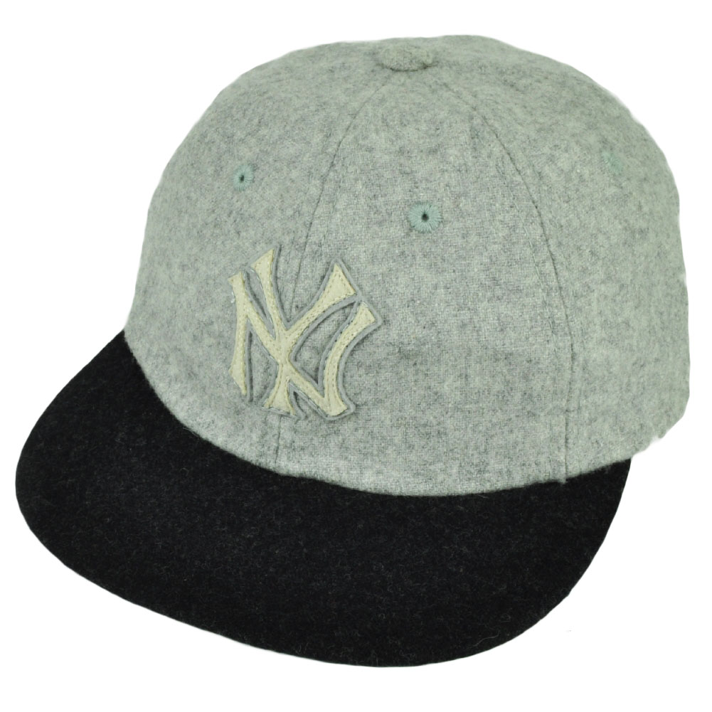 f52f80bc7a5 ... promo code for mlb american needle new york yankees wool belt buckle  flat bill relaxed hat