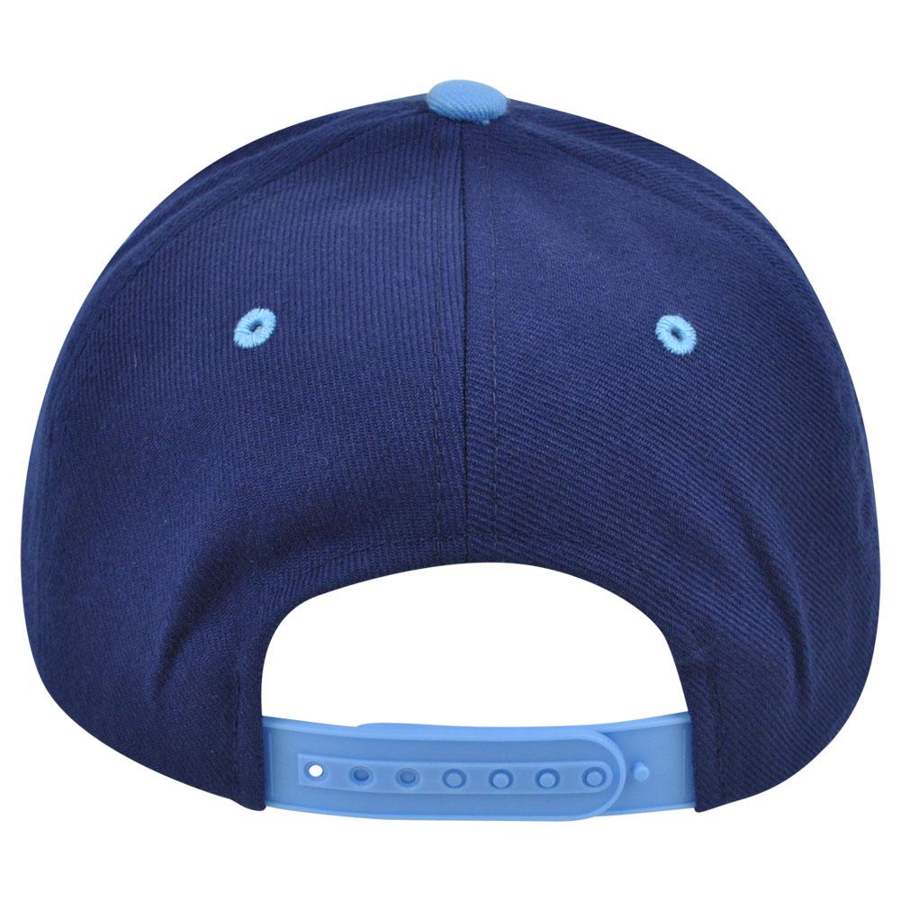 70c2d34104c NCAA Zephyr North Carolina Tar Heels 32 5 Equalizer Snapback Flat Bill Hat  Cap