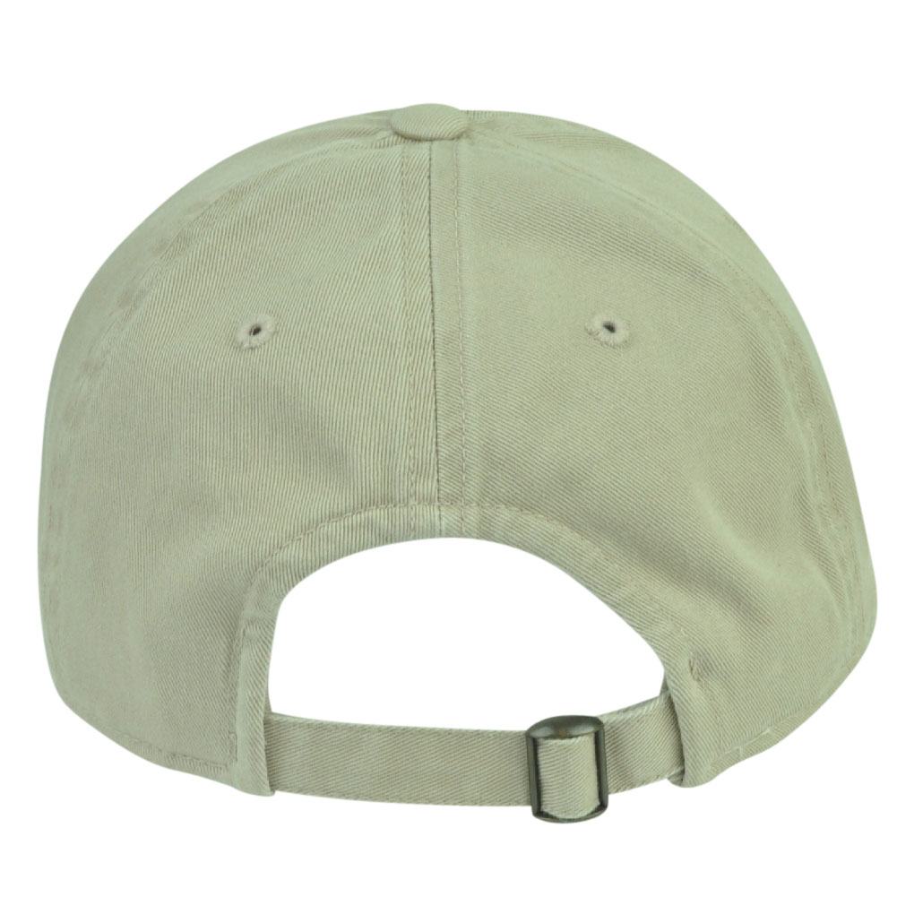 premium selection 6d389 c39b6 NCAA Maryland Terps Russell Garment Wash Relaxed Hat Cap Sun Buckle Beige  Sport