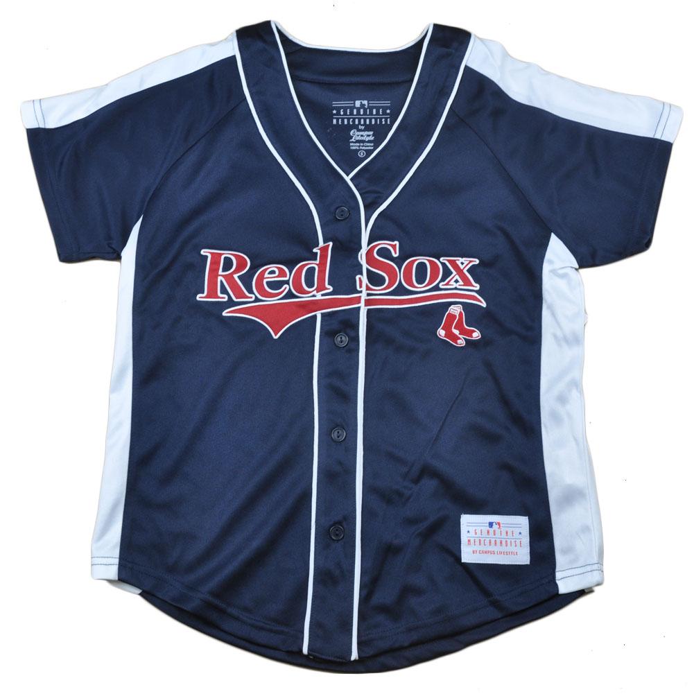 Baseball Jersey Shirts For Juniors