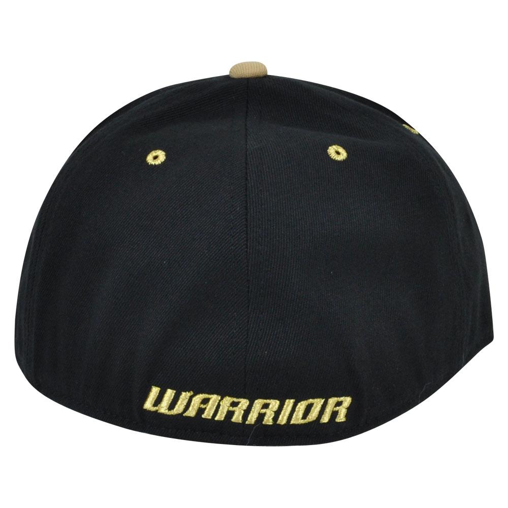 Warrior winner fitted flat bill brand hat cap lacrosse black JPG 1001x1001  Warrior lacrosse hats 576b5ba96f50