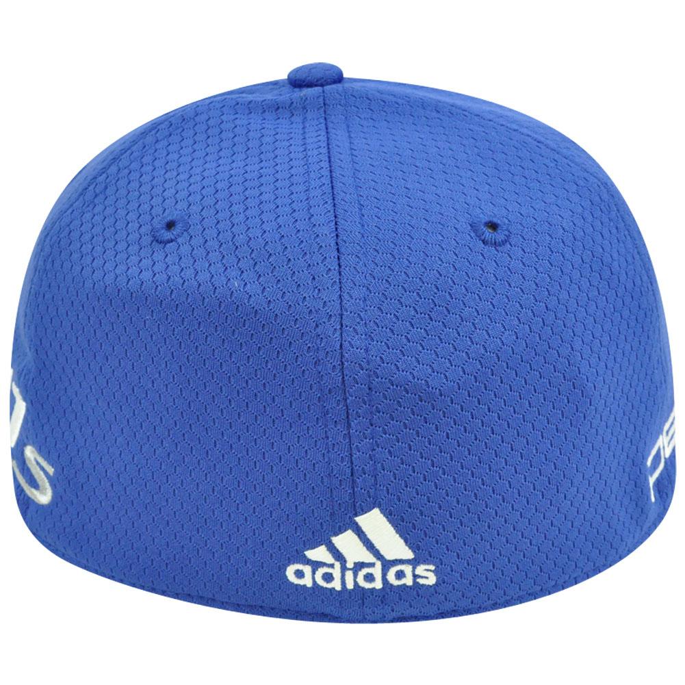 Adidas Ashworth Golf Hat Cap Penta Taylor Made R11 Blue Stretch Flex Fit  L XL db1fa1f596a