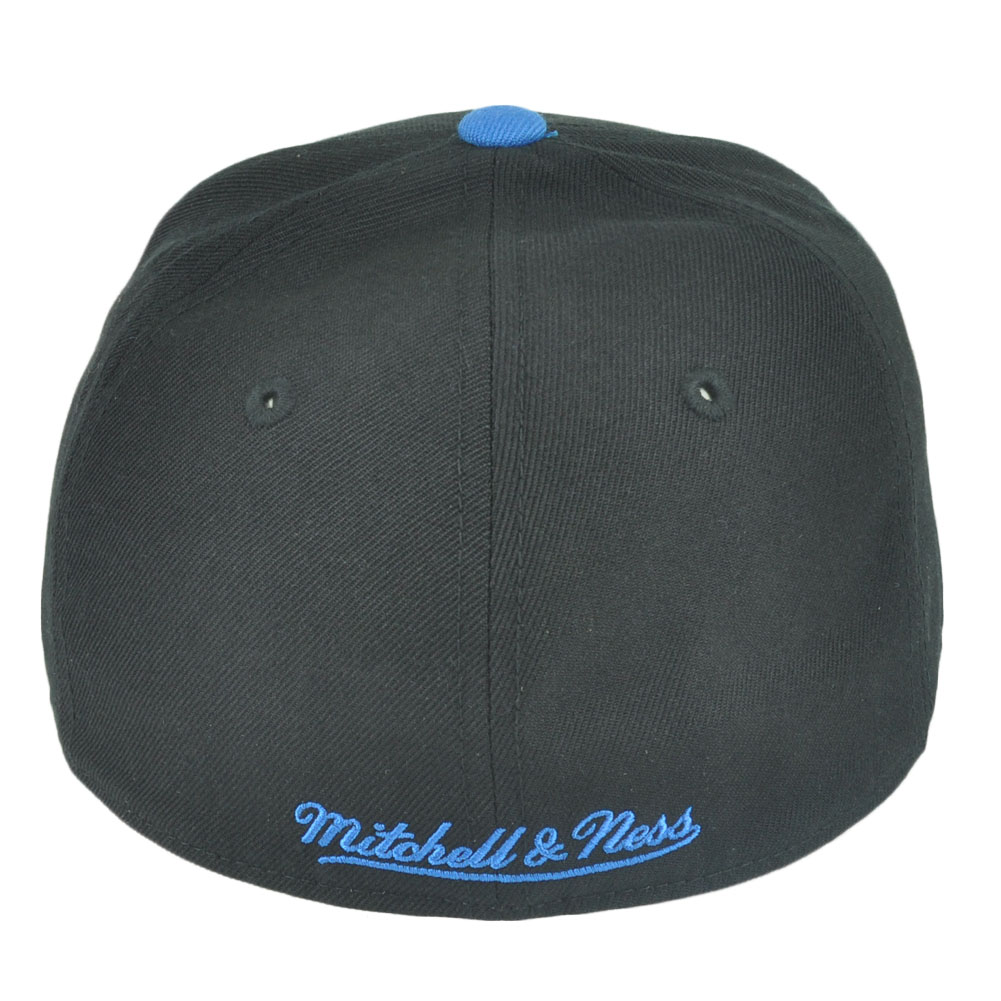 the latest 42a44 e1e63 NBA Mitchell Ness TK40 Orlando Magic Black Alternate Fitted Hat Cap