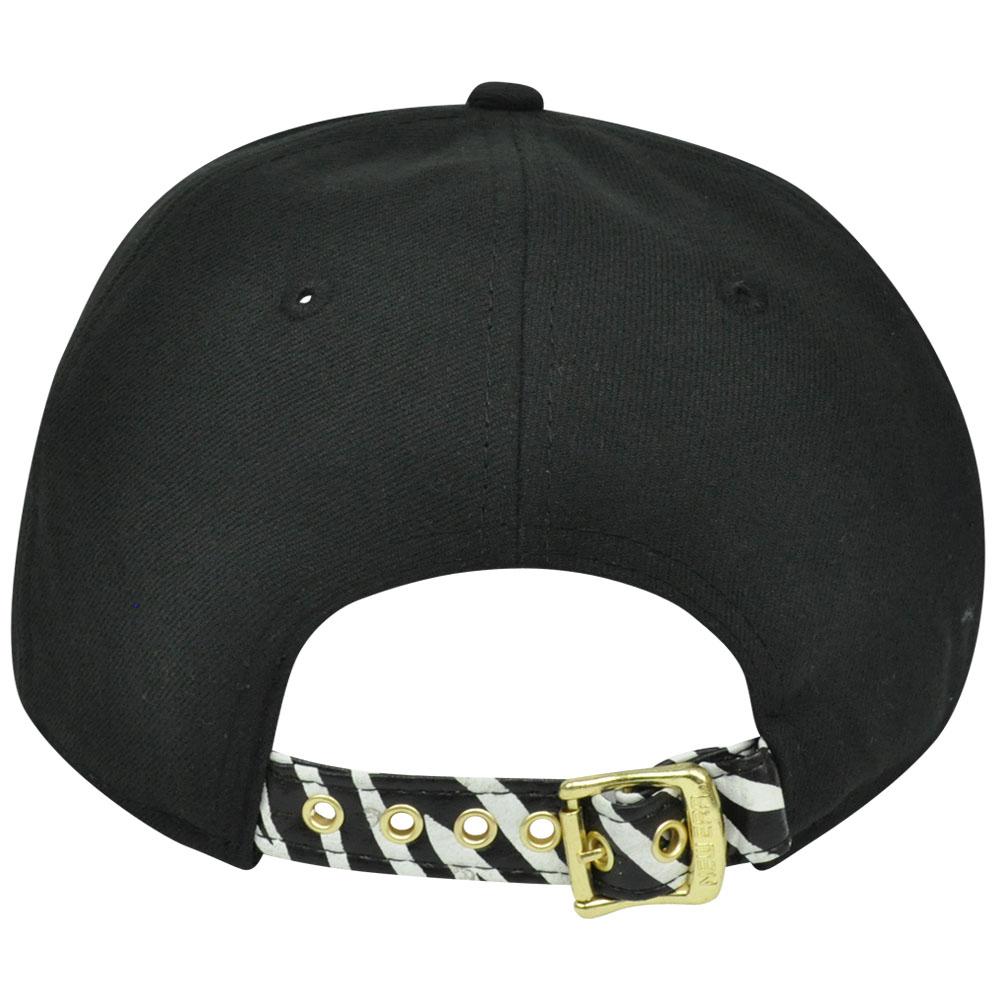 NBA nuova Era 9Fifty New York Knicks struzzo Vize Zebra Strapback M L  cappello Cap 9fe5161984a6