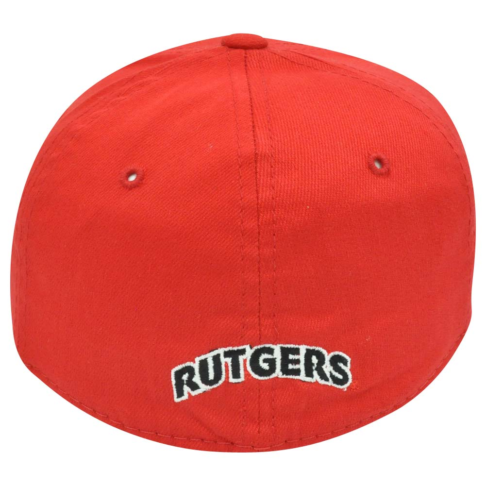 the best attitude de601 8a405 NCAA Rutgers Scarlet Knights Youth Top of the World Flex Fit Quick Turn Hat  Cap