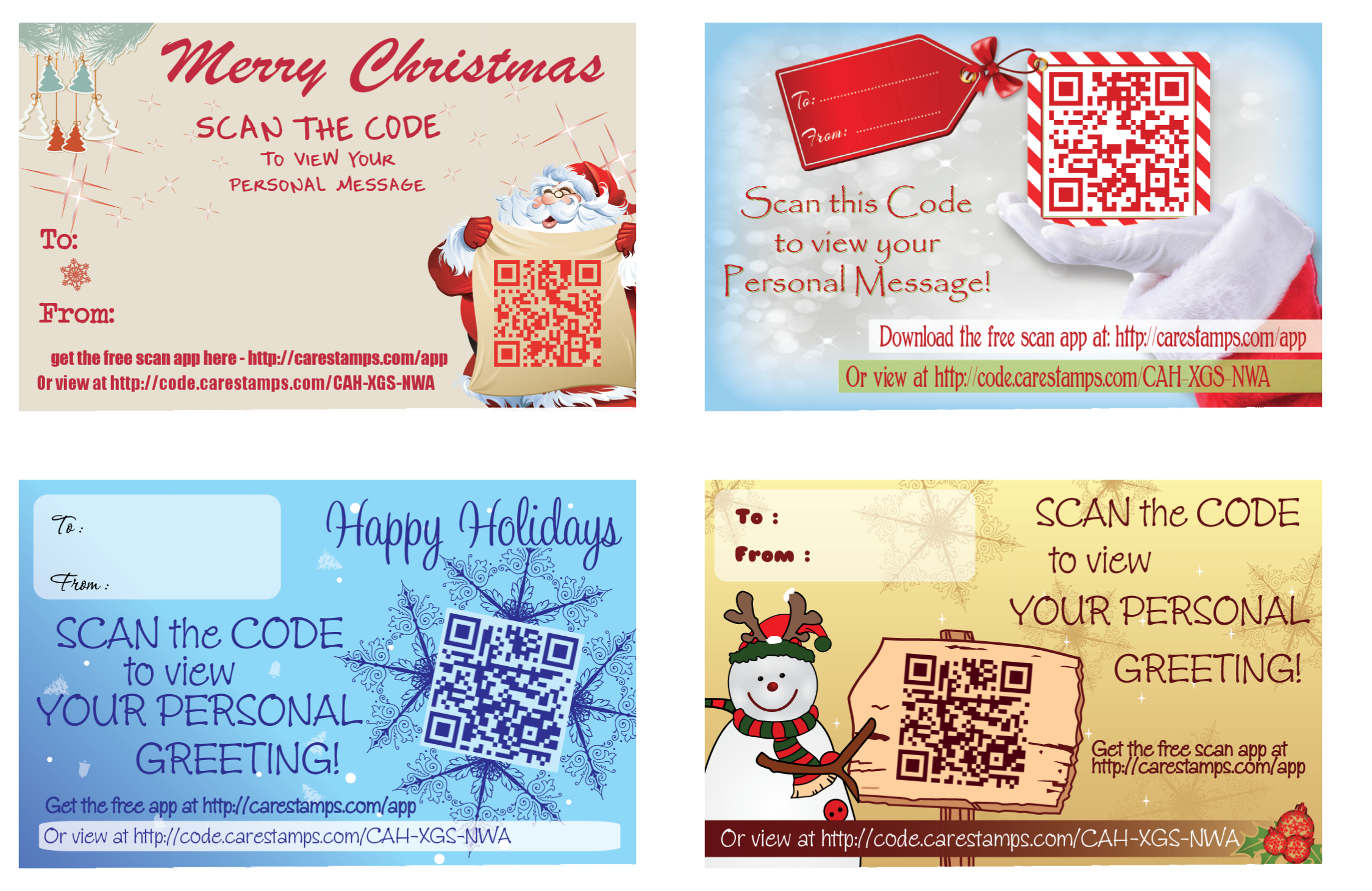 Gift Tags Greeting Cards Revolutionized With Technology By Jesse