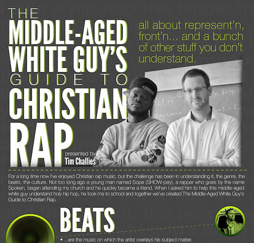 The Middle-Aged White Guy's Guide to Christian Rap
