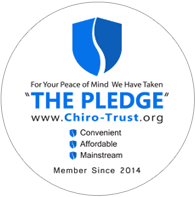 ChiroTrust button chiropractor mechanicsville insurance
