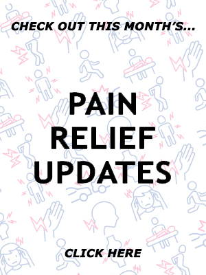 pain relief updates