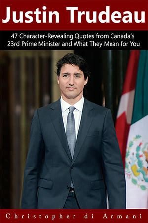 Justin Trudeau Book