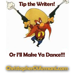 Christopher Writes for Tips