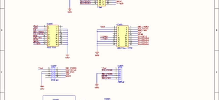 Segger J-Link Adapter | Projects | CircuitMaker on