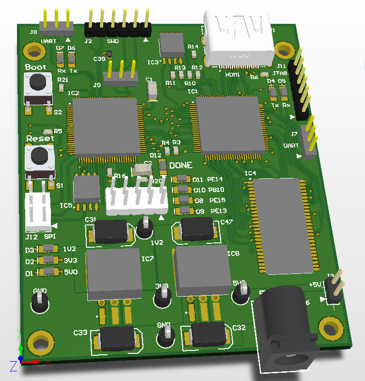 FMV_S3A-F407-H | Projects | CircuitMaker