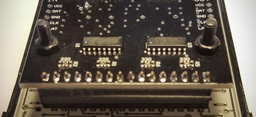 8x8 RGB LED Matrix board | Projects | CircuitMaker