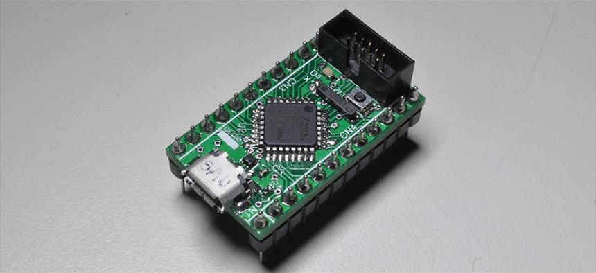 SAMD21-DIP24 | Projects | CircuitMaker