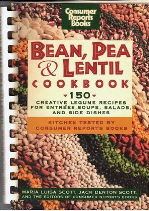Bean, Pea, Lentil Cookbook