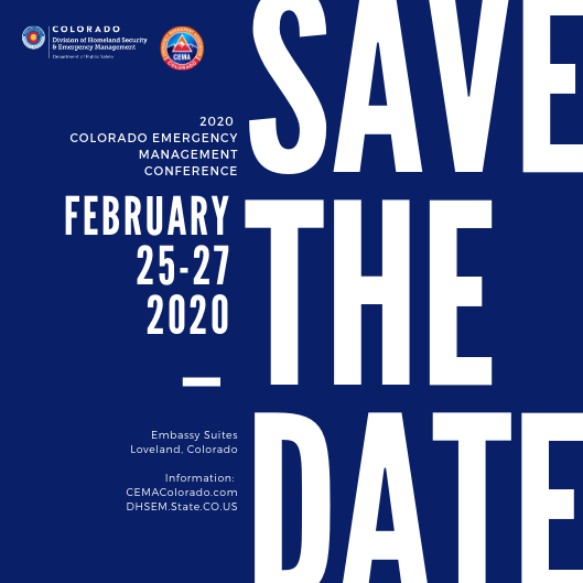2020 COEM Conference - Save The Date